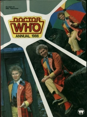 Doctor Who Annual: 1986