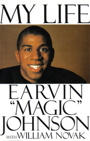 Magic Johnson by Earvin Johnson