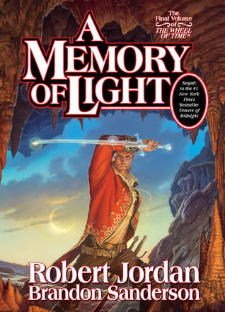 A Memory of Light (Wheel of Time, #14)