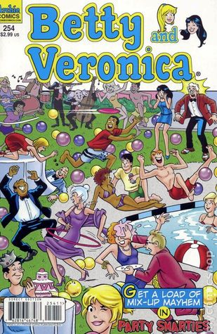 Betty and Veronica #254