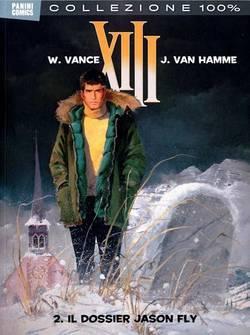 Dossier Jason Fly by Jean Van Hamme