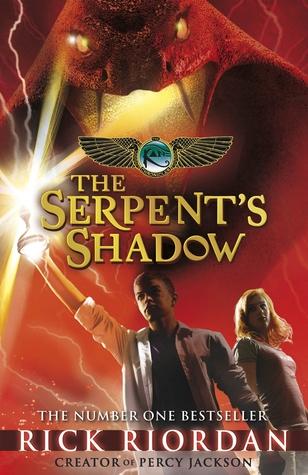 The Serpent's Shadow by Rick Riordan