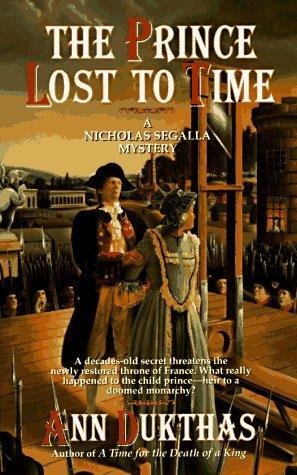The Prince Lost to Time (Nicholas Segalla, #2)