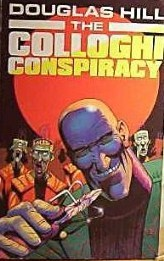 The Colloghi Conspiracy (Del Curb, Cosmic Courier, #2)