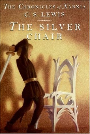 El libro de The Silver Chair autor C.S. Lewis DOC!