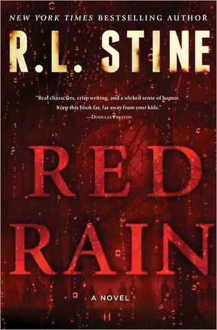 Red rain by rl stine 13547215 fandeluxe