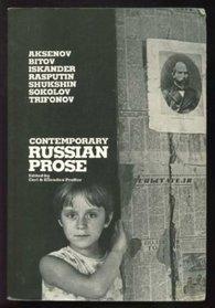 Contemporary Russian Prose