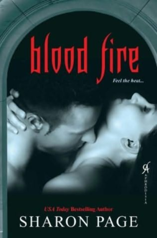 Blood Fire by Sharon Page