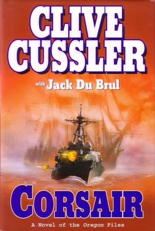 Corsair (The Oregon Files, #6)