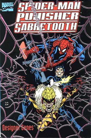 Spider-Man/Punisher/Sabretooth: Designer Genes #1
