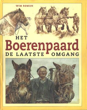 Het boerenpaard by Wim Romijn