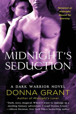 Midnight's Seduction (Dark Warriors, #3)