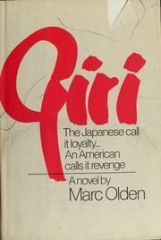 Giri 978-0515100488 EPUB DJVU por Marc Olden