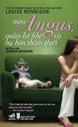 Mèo Angus, Quần Lọt Khe và Nụ Hôn Thắm Thiết