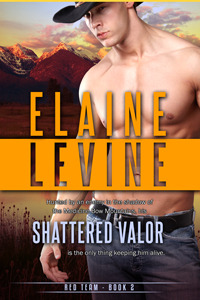 Shattered Valor (Red Team, #2)