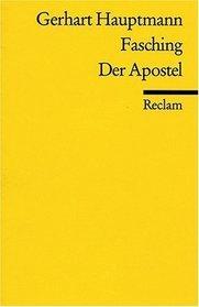 Fasching / Der Apostel.