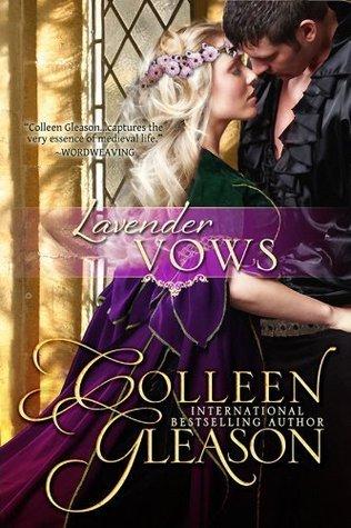Lavender Vows (The Medieval Herb Garden, #1)