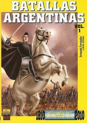 Batallas Argentinas Vol. 1: Historietas del Bicentenario