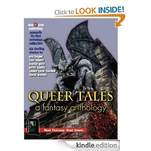 Queer Tales by Martin  Gray
