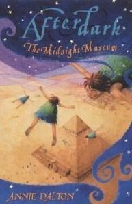 The Midnight Museum (Afterdark, #3)