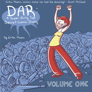 Dar: A Super Girly Top Secret Comic Diary, Volume One (Dar!, #1)