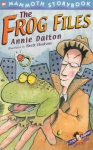 The Frog Files (Mammoth Storybooks)