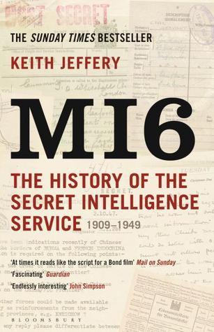 MI6 by Keith Jeffery