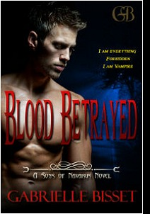 Blood Betrayed(Sons of Navarus 2)