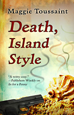 Ebook Death, Island Style by Maggie Toussaint DOC!