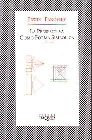 La Perspectiva como Forma Simbolica por Erwin Panofsky