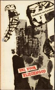 Val voor vliegengod by Lucebert