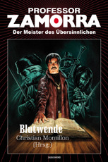 Blutwende (Professor Zamorra, #40)
