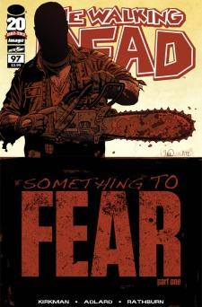 The Walking Dead, Issue #97