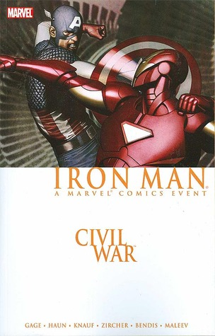 Civil War by Brian Michael Bendis