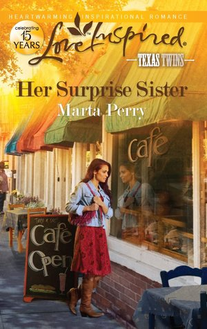 Her Surprise Sister(Texas Twins 1)