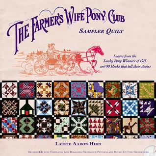 The Farmer's Wife Pony Club Sampler Quilt