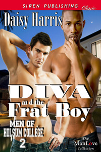 Ebook Diva and the Frat Boy by Daisy Harris read!
