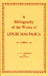 A Bibliography of the Works of Louis MacNeice
