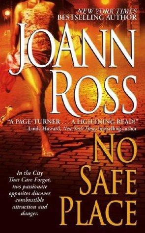 No Safe Place by JoAnn Ross