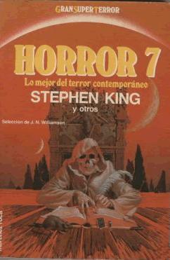 Horror 7: Lo mejor del terror contemporáneo