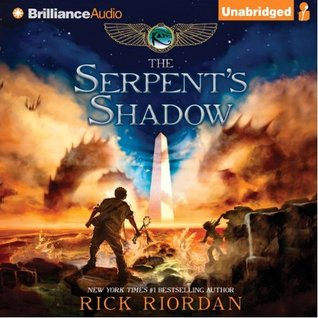 The Serpent's Shadow (Kane Chronicles, #3)