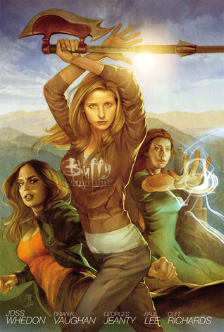 Buffy the Vampire Slayer: Season 8, Volume 1