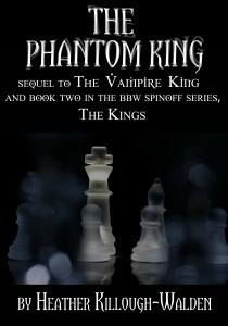 The Phantom King by Heather Killough-Walden