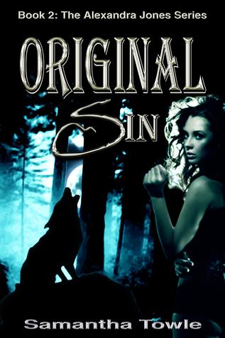 Original Sin (Alexandra Jones, #2)