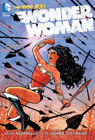 Wonder Woman, Volume 1: Blood