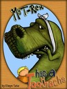 My T-Rex Has A Toothache by Elwyn Tate