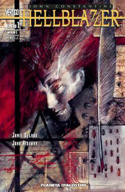 Hellblazer #1 by Jamie Delano