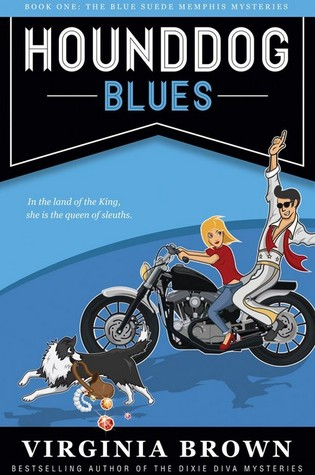 Hound Dog Blues by Virginia Brown