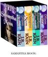 Samantha Moon: All Four Novels
