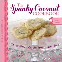 The Spunky Coconut Cookbook by Kelly V. Brozyna